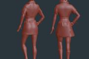 Blender l 3Д моделирование 53 - kwork.ru