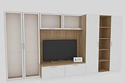 Визуализация мебели, предметная, в интерьере 97 - kwork.ru