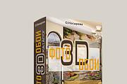 Создание 3D обложек для электронных книг, CD дисков 12 - kwork.ru