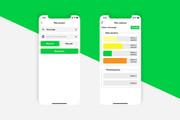 Дизайн android, ios мобильного приложения 28 - kwork.ru