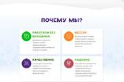Сделаю продающий Лендинг для Вашего бизнеса 113 - kwork.ru
