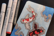 Нарисую любую открытку в диджитал формате или вручную 7 - kwork.ru