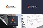 Создам логотип 3 варианта + PNG + вектор 6 - kwork.ru