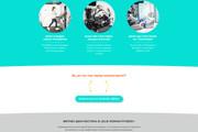 Адаптивный сайт на Wordpress под ключ 40 - kwork.ru