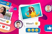 Создам баннеры для мобильного приложения в Play Market 21 - kwork.ru