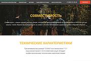 Лендинг на Tilda 33 - kwork.ru