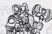 Создам и отрисую коммерческого персонажа 7 - kwork.ru
