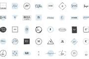 Сделаю качественный логотип по шаблону за 20 минут 7 - kwork.ru