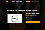 Квиз-лендинг под ключ 41 - kwork.ru