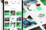 30000 шаблонов для Инстаграм, 5000 рекламных баннеров + много Бонусов 61 - kwork.ru