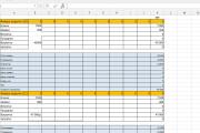 Excel формулы, сводные таблицы, макросы 154 - kwork.ru