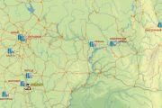 Оформлю карты, схемы, картограммы 41 - kwork.ru