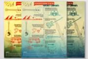 Инфографика любой сложности 76 - kwork.ru