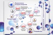 Инфографика любой сложности 60 - kwork.ru