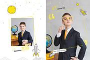 Красивый и уникальный дизайн флаера, листовки 134 - kwork.ru