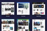 ПАК 1000 шаблонов и дополнений для WordPress 103 - kwork.ru