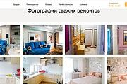 Создание сайта - Landing Page на Тильде 314 - kwork.ru