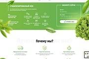 Вёрстка сайтов по доступной цене 309 - kwork.ru