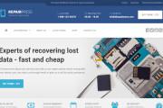 Тема RepairPress с плагинами для WordPress на русском с обновлениями 35 - kwork.ru