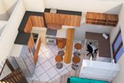 Создам планировку дома, квартиры с мебелью 139 - kwork.ru