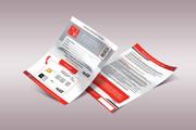 Дизайн листовки, флаера 35 - kwork.ru