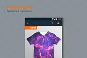 Дизайн мобильного приложения UI UX 35 - kwork.ru