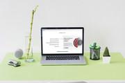 Создам дизайн страницы сайта 109 - kwork.ru