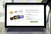 Создам дизайн страницы сайта 106 - kwork.ru
