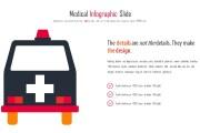Инфографика на медицинскую тему. Шаблоны PowerPoint 43 - kwork.ru