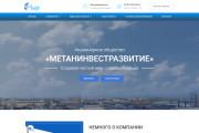 Продающий сайт - Лендинг под ключ, для любых целей 126 - kwork.ru