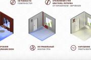 Разработаю уникальную инфографику. Современно, качественно и быстро 89 - kwork.ru