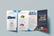 Разработаю макет Брошюры, буклета 13 - kwork.ru