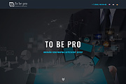 Создание продающих сайтов landing page 24 - kwork.ru
