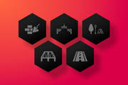 Дизайн иконок 37 - kwork.ru