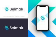 Разработка логотипа для сайта и бизнеса. Минимализм 135 - kwork.ru