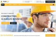BuildWall - Шаблон сайта строительной компании на WordPress 18 - kwork.ru