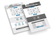 Продающий одностраничный Landing Page на Тilda 9 - kwork.ru