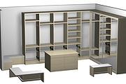 Визуализация мебели, предметная, в интерьере 118 - kwork.ru