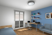 3d визуализация квартир и домов 223 - kwork.ru