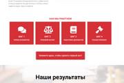 Лендинг для любых целей на Wordpress 172 - kwork.ru