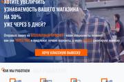 Уникальный дизайн сайта для вас. Интернет магазины и другие сайты 388 - kwork.ru