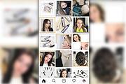 Стильно оформлю Instagram-аккаунт 9 - kwork.ru