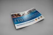 Дизайн листовки или флаера 16 - kwork.ru