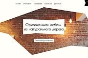 Создам лендинг с хостингом в подарок, разработка лендинг пейдж 16 - kwork.ru
