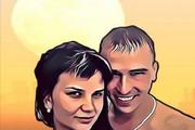 Сделаю портреты в стиле GTA 9 - kwork.ru