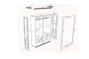 Изготовления проекта для мебели с технической документацией 65 - kwork.ru