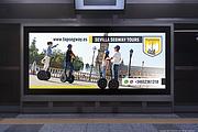 Разработаю дизайн наружной рекламы 175 - kwork.ru
