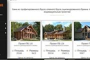 Создание сайта под ключ. CMS WordPress. Platforma LP 14 - kwork.ru