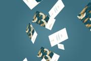Сделаю визитки для вашей компании 15 - kwork.ru