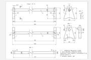 Чертежи в AutoCAD 112 - kwork.ru